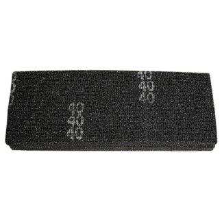 Сетка абразивная, P 150, 106 х 280 мм, 25 шт Matrix Master