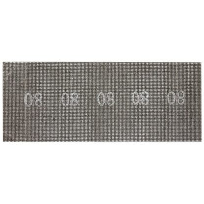Сетка абразивная, P 220, 115 х 280 мм, 10 шт Sparta