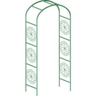 Арка садовая декоративная для вьющихся растений, 228 х 130см Palisad