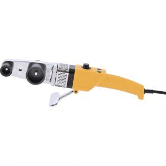 Аппарат для сварки пластиковых труб DWP-800, Х-Pro, 800 Вт, 300 град, комплект насадок, 20-32 мм Denzel