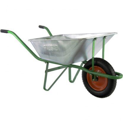 Тачка садовая, грузоподъемность 120 кг, объем 58 л Palisad