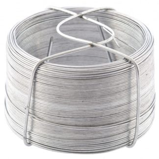 Проволока стальная, оцинкованная 0,7 мм, длина 75 м Сибртех