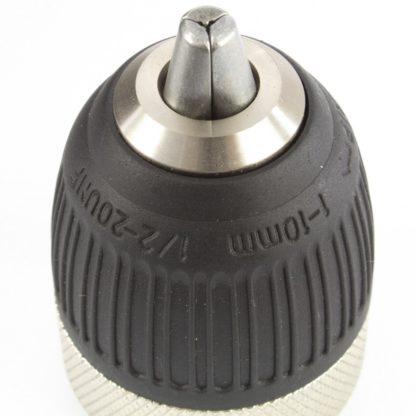 Патрон для дрели быстрозажимной c autolock 1-10 мм, 1/2 Matrix