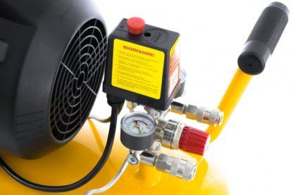 Компрессор пневматический Denzel 2,2 кВт, 350 л/мин, 50 л