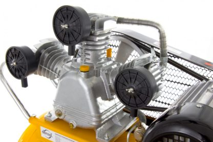 Компрессор масляный Denzel PC 3/100-504, ременный, производительность 504 л/м, мощность 3 кВт