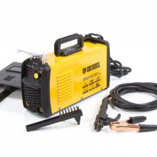 Аппарат инверторный для дуговой сварки ММА-200CI Denzel