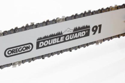 Пила цепная бензиновая GS-38 X-Pro, 38 куб.см, 1,6 кВт, длина шины 40 см, шаг 3/8″ Denzel