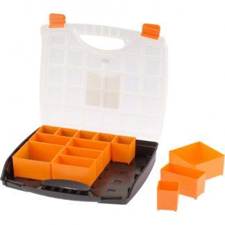 Органайзер с контейнерами 325 х 280 х 60 мм, пластик, Россия Stels