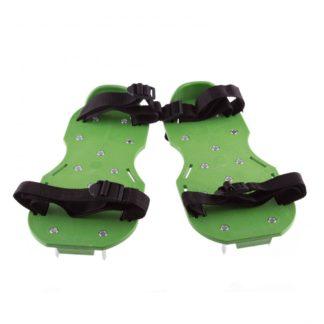 Шипованные насадки на обувь для наливного пола Сибртех