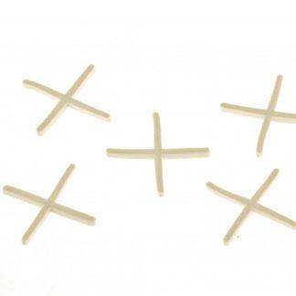 Крестики 1,5 мм, для кладки плитки, 100 шт Сибртех