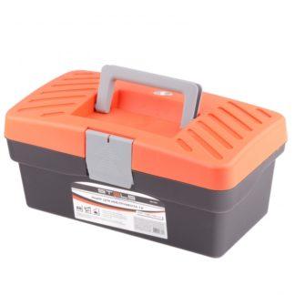 Ящик для инструмента 12″, 285 х 155 х 125 мм, пластик, Россия Stels