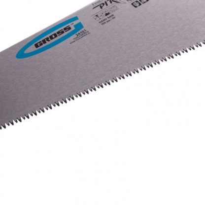 "Ножовка по дереву ""Piranha"", 500 мм, 7-8 TPI, зуб-3D, каленый зуб, двухкомпонентная рукоятка Gross"
