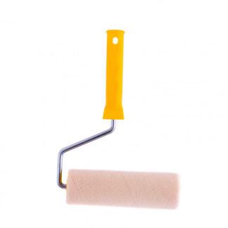 """Валик """"Лаки"""", 180 мм, ворс 5 мм, D 48 мм, D ручки 8 мм, Велюр Сибртех"""