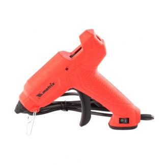 Клеевой пистолет, 11 мм, 30 (160) Вт, 18 г/мин, выключатель и индикатор напряжения Matrix