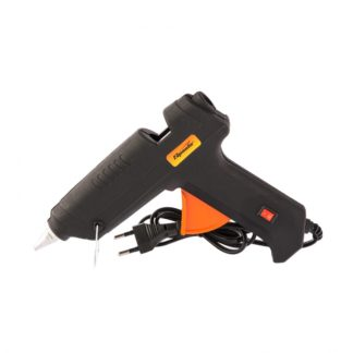 Клеевой пистолет с выключателем 12 мм в кейсе, 100 Вт, 8 г/мин Sparta