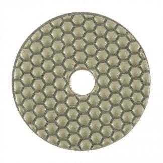 Алмазный гибкий шлифовальный круг, 100 мм, P50, сухое шлифование, 5 шт. Matrix