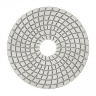 Алмазный гибкий шлифовальный круг, 100 мм, P100, мокрое шлифование, 5 шт. Matrix