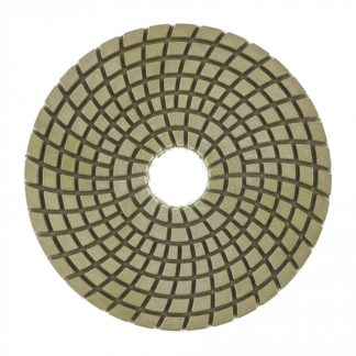 Алмазный гибкий шлифовальный круг, 100 мм, P3000, мокрое шлифование, 5 шт. Matrix