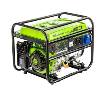 Генератор бензиновый Сибртех БС-6500, 5,5 кВт, 230В, четырехтактный, 25 л, ручной стартер