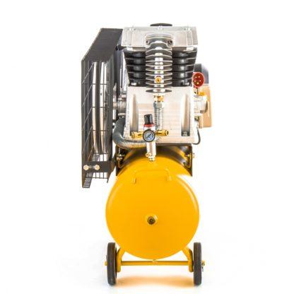 Компрессор Denzel DR4000/100, масляный ременный, 10 бар, производительность 690 л/м, мощность 4 кВт