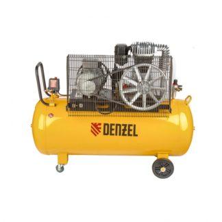 Компрессор Denzel DR4000/200, масляный ременный, 10 бар, производительность 690 л/м, мощность 4 кВт