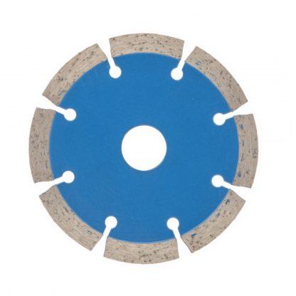 Диск алмазный, сегментный 115 х 22,2 мм, сухая резка Барс