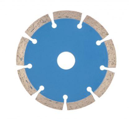 Диск алмазный, сегментный 125 х 22,2 мм, сухая резка Барс