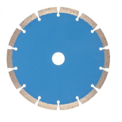 Диск алмазный, сегментный 180 х 22,2 мм, сухая резка Барс