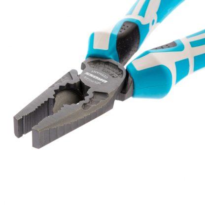 Плоскогубцы комбинированные 205 мм, трехкомпонентные рукоятки Gross