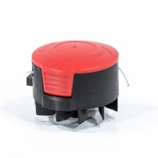 Катушка для триммера, автоматическая, гайка М8 х 1,25 правая, леска 1,6 мм Denzel