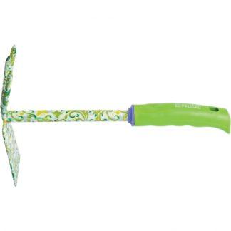 Мотыжка комбинированная, 65 х 310 мм, стальная, пластиковая рукоятка, Flower Green Palisad