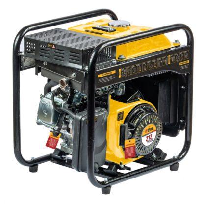 Генератор инверторный Denzel GT-2500iF, 2,5 кВт, 230 В, бак 5 л, открытый корпус, ручной старт