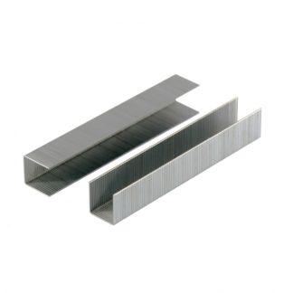 Скобы, 12 мм, для мебельного степлера, тип 53, 2000 шт. Denzel
