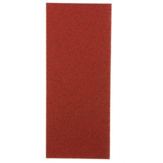 Шлифлист на бумажной основе, P 40, 115 х 280 мм, 5 шт., водостойкий Matrix