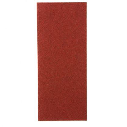Шлифлист на бумажной основе, P 80, 115 х 280 мм, 5 шт., водостойкий Matrix
