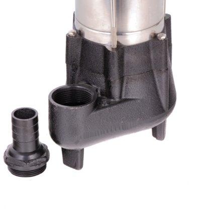Фекальный насос СФН250, 250 Вт, напор 8 м, 10000 л/ч Сибртех