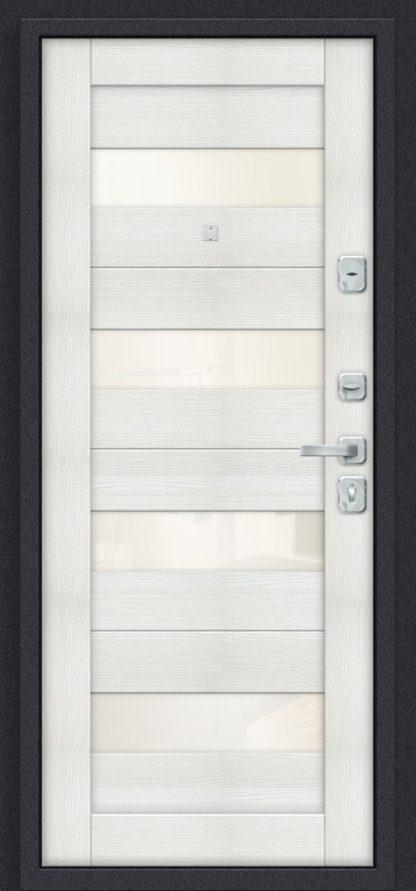 Almon 28/Bianco Veralinga (для стальных дверей)