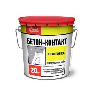 Грунтовка бетоноконтакт Старатели 20 кг