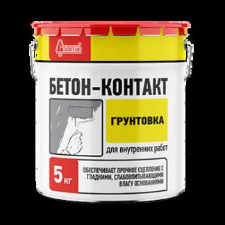 Грунтовка бетоноконтакт Старатели 5 кг