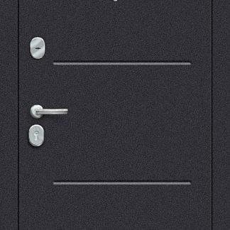 Grey Crosscut (для стальных дверей)