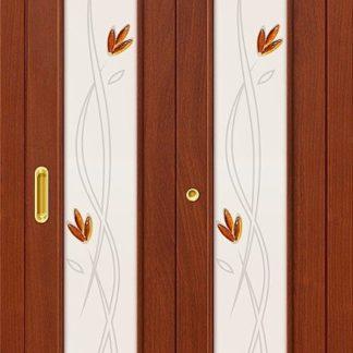 Л-11 (ИталОрех) для складных дверей