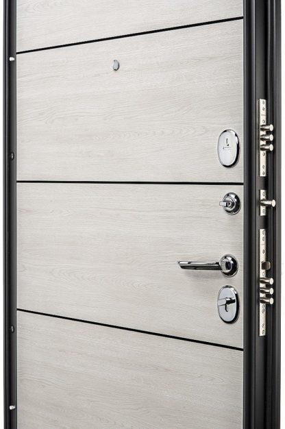 Graphite Pro/Nordic Oak (для стальных дверей)