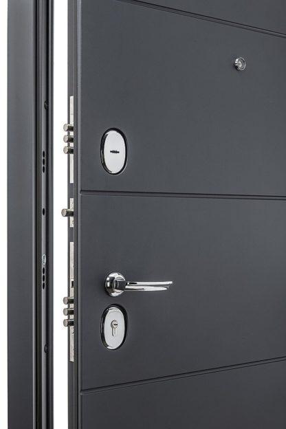 Graphite Pro/Virgin (для стальных дверей)