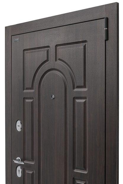 Almon 28/Dark Oak (для стальных дверей)