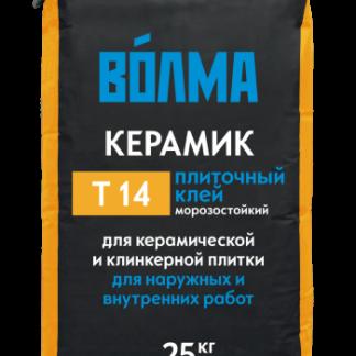 Плиточный клей Волма-КЕРАМИК 25кг